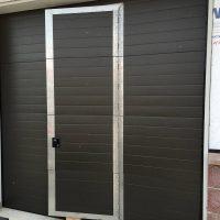 Amarr 2722 With A Pass-through Door